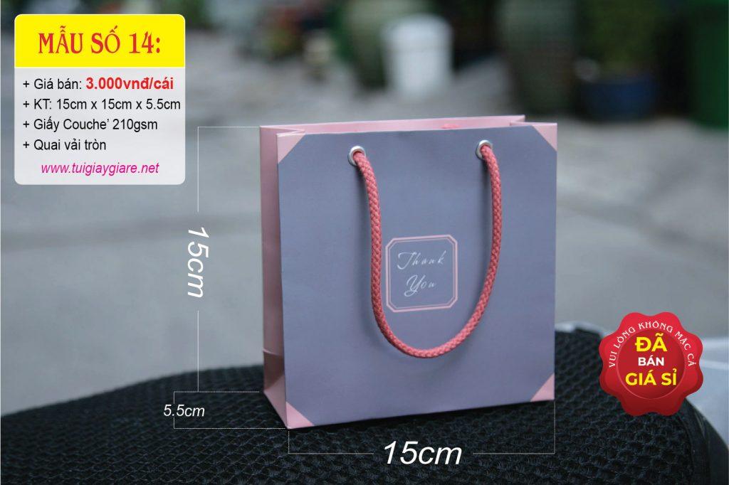 Túi giấy đựng nước hoa