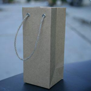Túi giấy kraft vuông đứng