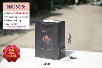 Túi giấy đựng rượu Chivas 21