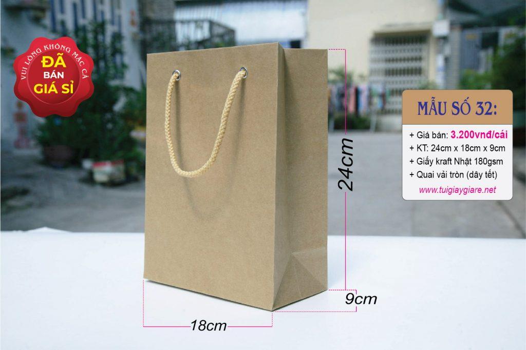 Túi giấy xi măng