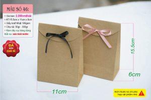 Túi quà tặng size mini
