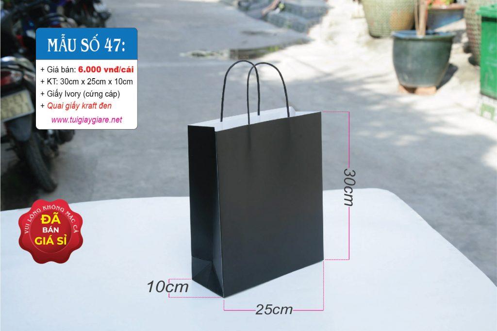 Túi giấy cao cấp