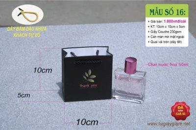 Phù hợp đựng các loại tinh dầu, mỹ phẩm, nước hoa kích thước nhỏ